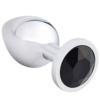 Akstore Jewelry Design Stainless Steel Butt Plug Set single front