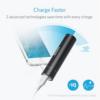 Anker PowerCore+ Mini 3350mAh Lipstick-Sized Power Bank fast charging