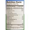 Carrington Farms Organic Extra Virgin Coconut Oil label