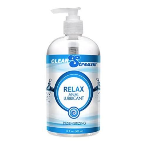 Cleanstream Relax Desensitizing Lube