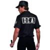 Dreamgirl Men's DEA Officer Phil My Pockets Costume back zoom