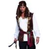 Dreamgirl Men's Seaworthy Pillaging Pirate Captain Costume
