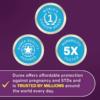 Durex Extra Sensitive Natural Latex Condoms