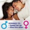 Durex Performax Intense Latex Condoms for her for him