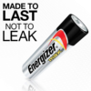 Energizer Max Premium AA Batteries made to last