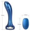 IMO USB Rechargeable Vibrating Anal Plug dimensions