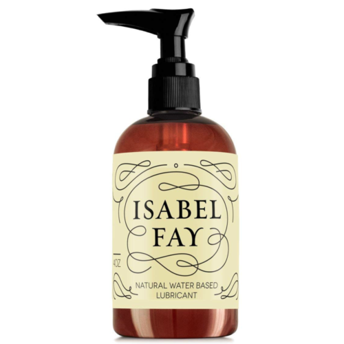 Isabel Fay Natural Water Based Lubricant