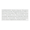 LELO Adult Toy Cleaning Spray ingredients