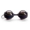 LELO Luna Beads Noir Luxury Ben Wa Balls front