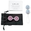 LELO Luna Beads Regular Size Kegel Exercise Balls box contents