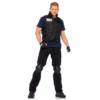 Leg Avenue Men's 4 Piece SWAT Costume full body