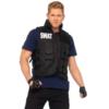 Leg Avenue Men's 4 Piece SWAT Costume