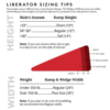 Liberator Wedge Sex Positioning Pillow size