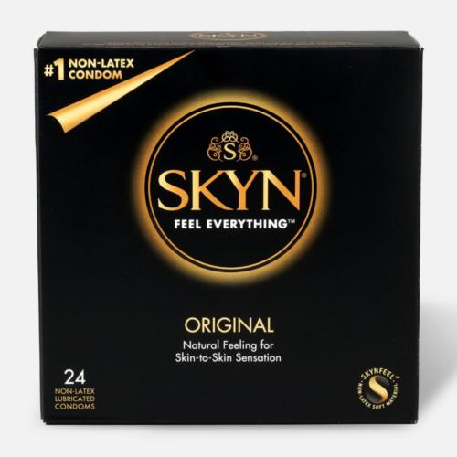 Lifestyles SKYN Original Condoms 24 Count