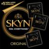 Lifestyles SKYN Original Condoms 24 Count singles
