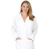 Natural Uniforms Unisex 40 inch Lab Coat front