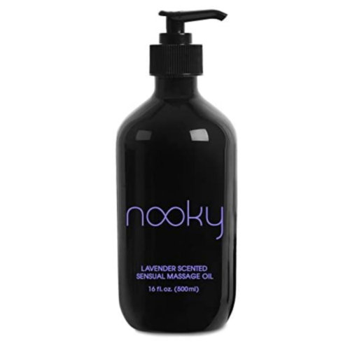 Nooky Lavender Massage Oil