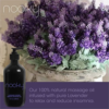Nooky Lavender Massage Oil for insomnia
