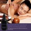Nooky Lavender Massage Oil geranium scent