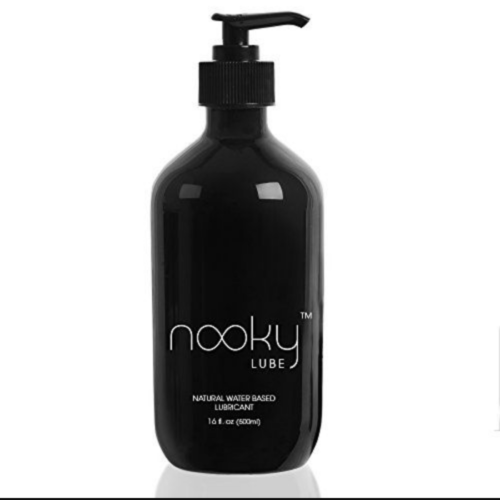 Nooky Lube Natural Water Based Lube
