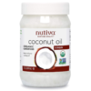 Nutiva Organic Virgin Coconut Oil 15 oz