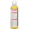 Organic Sensual Body Massage Oil back