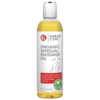 Organic Sensual Body Massage Oil front
