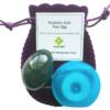 Polar Jade Nephrite Jade Egg