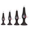 Real Vibes Anal Trainer Kit sizes