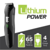 Remington All-In-One Grooming Kit PG6025 lithium power