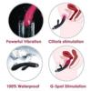 SVAKOM Alice Waterproof Rabbit Vibrator uses