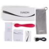 SVAKOM Nina Clitoris and G-Spot Vibrator box contents