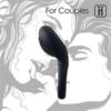 SVAKOM Tyler Vibrating Cock Ring Black for couples