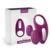 SVAKOM Winni Wireless Cock Ring - Violet with box