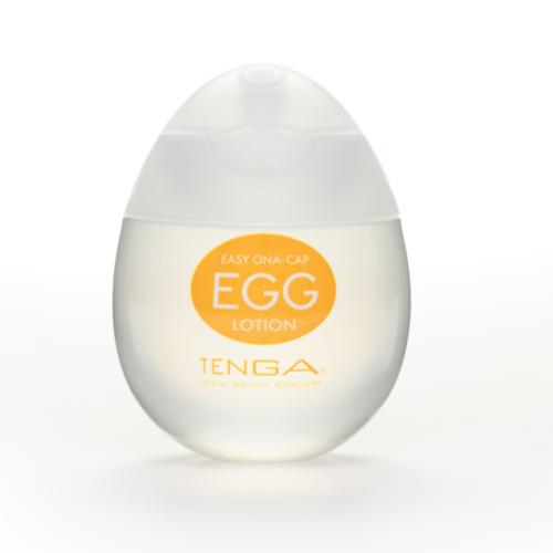 TENGA Easy Beat Egg Lotion Personal Lubricant