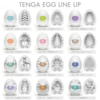 TENGA Easy Beat Egg Lotion Personal Lubricant for Tenga Egg lineup