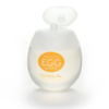 TENGA Easy Beat Egg Lotion Personal Lubricant open lid