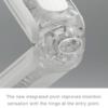 TENGA FLIP Zero Reusable Male Masturbator integrated pivot