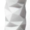 TENGA POLYGON 3D Sleeve Male Masturbator closeup