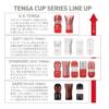 TENGA Rolling Head Cup Hard Edition - cup series