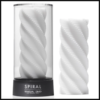 TENGA SPIRAL 3D Sleeve Male Masturbator boxed and unboxed