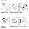 Tenga Air Tech Reusable Vacuum Cup Regular - how to use