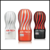 Tenga Air Tech Reusable Vacuum Cup trio