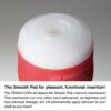 Tenga Deep Throat Cup Hard smooth pad insertion