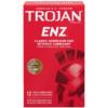 Trojan ENZ Non-Lubricated Latex Condoms