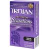 Trojan Her Pleasure Sensations Condoms 12 Count
