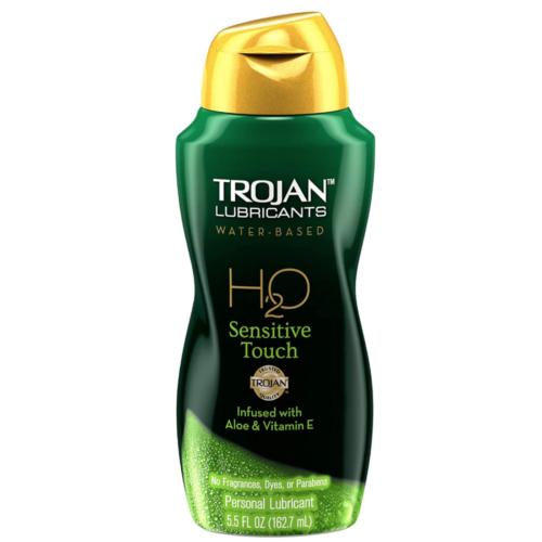 Trojan Lubricants H2O Sensitive Touch