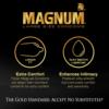 Trojan Magnum Bareskin Lubricated Condoms comfort