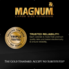 Trojan Magnum Bareskin Lubricated Condoms trusted reliability