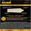 Trojan Magnum Large Size Condoms 36 Count back